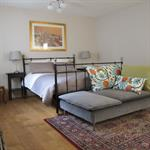 Chambre d'amis avec custom day-bed