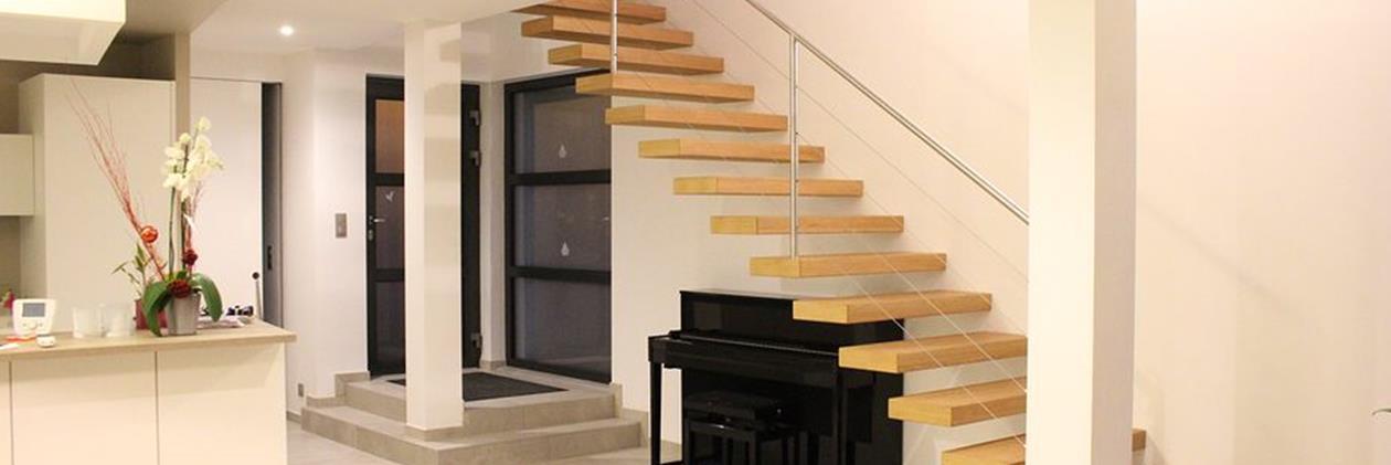 Art Escaliers sur Domozoom