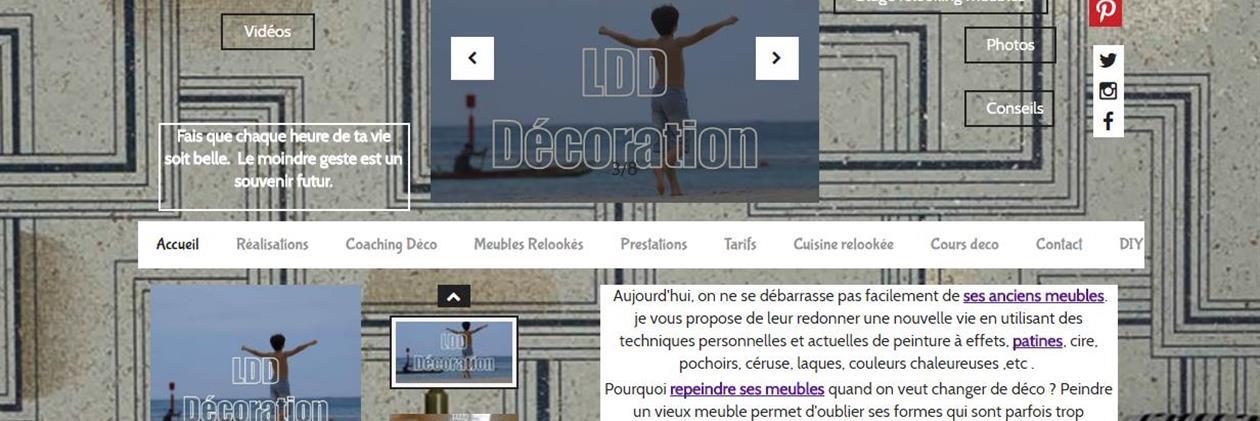 Luka Deco Design luka deco design: les photos de ses plus belles réalisations