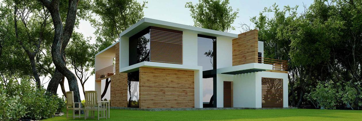 Maisons bois LUTZ sur Domozoom