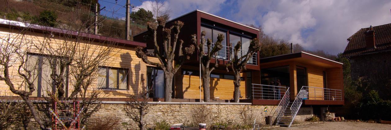 Marc Lafagne architecte dplg sur Domozoom