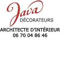 JAVA DECORATEURS ARCHITECTE D'INTERIEUR